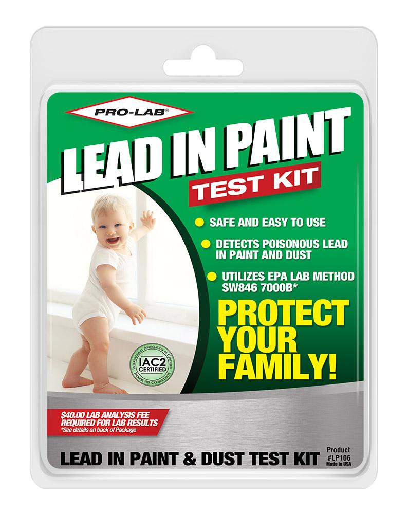 Lead in Paint