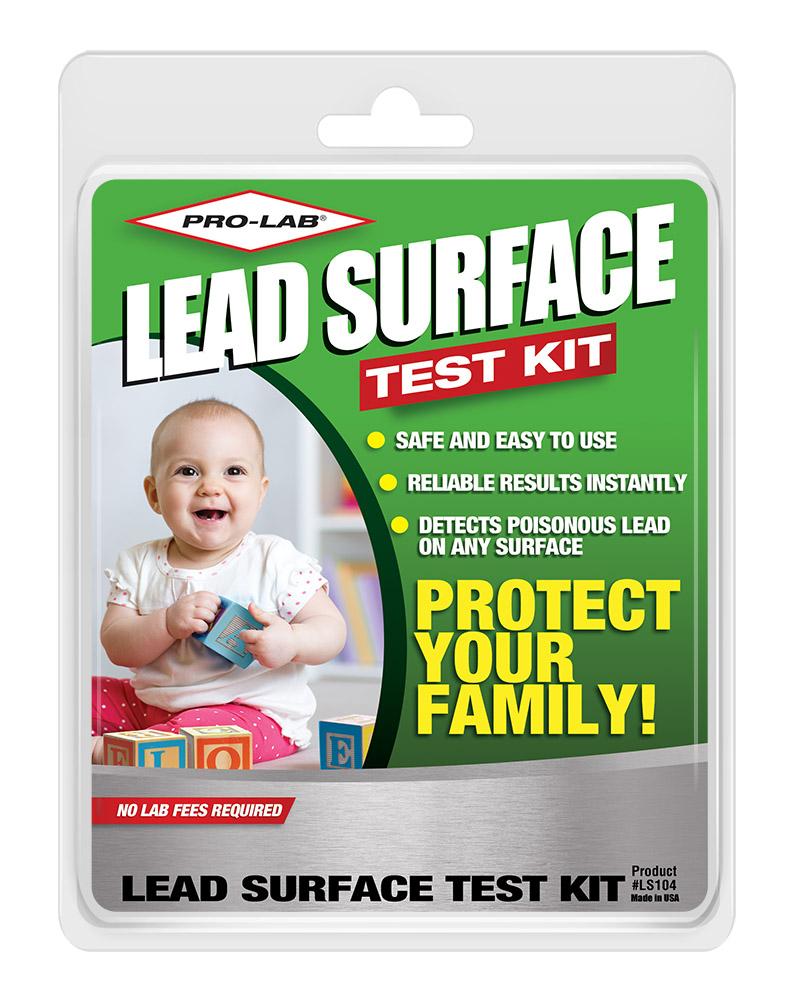 Lead Surface Test Kit Pro Lab 174 Test Kits