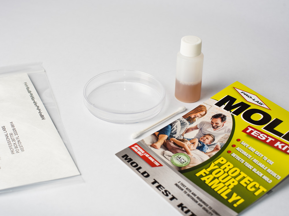 Professional lab mo109 the professional mold test kit.
